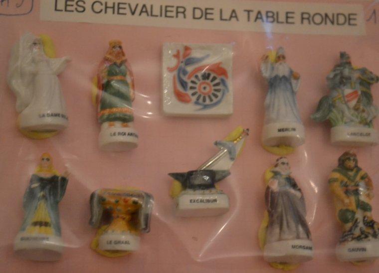 Chevaliers de la Table Ronde