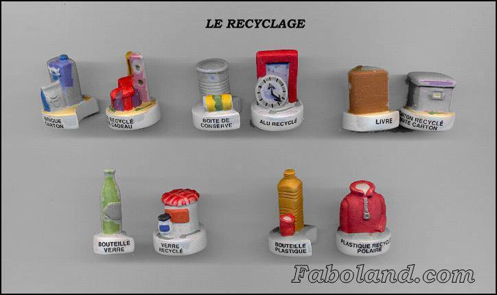 Le recyclage, 2012