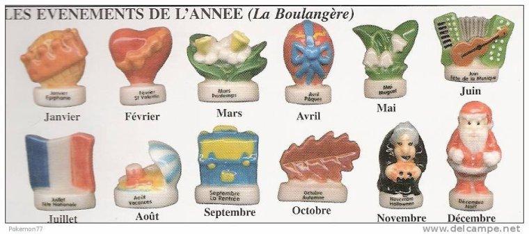 EVENEMENTS DE L'ANNEE