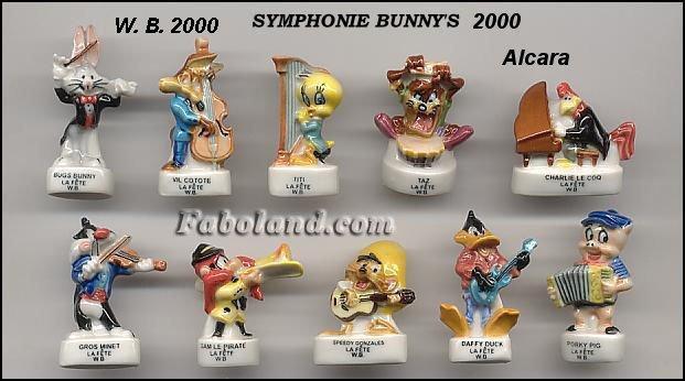 Symphonie Bunny's (2000)