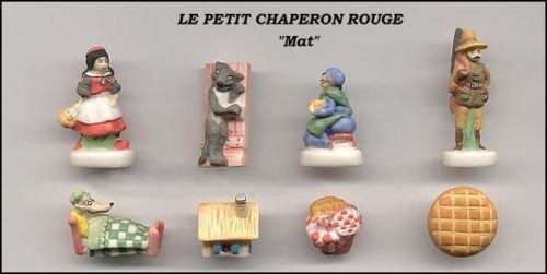 LE PETIT CHAPERON ROUGE MAT
