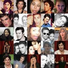 Toutes l'équipe The Vampires Diaries