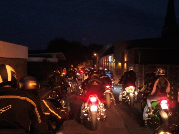 Bénédiction nocturne de Lapunoy