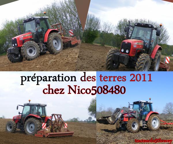 préparation des terres chez ( Nico508480 )
