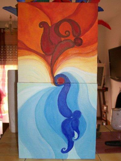 Venez visiter ma petite galerie d'art !!!!