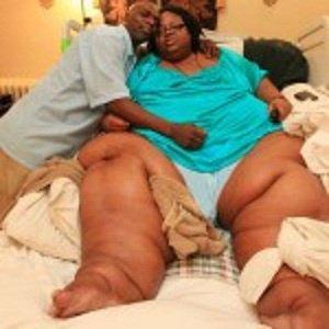Femme la plus grosse du monde
