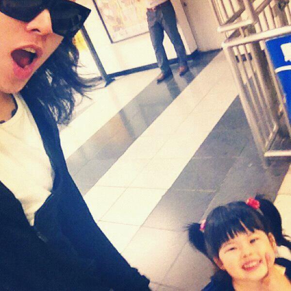 Miyavi avec une de ces filles (*0*)