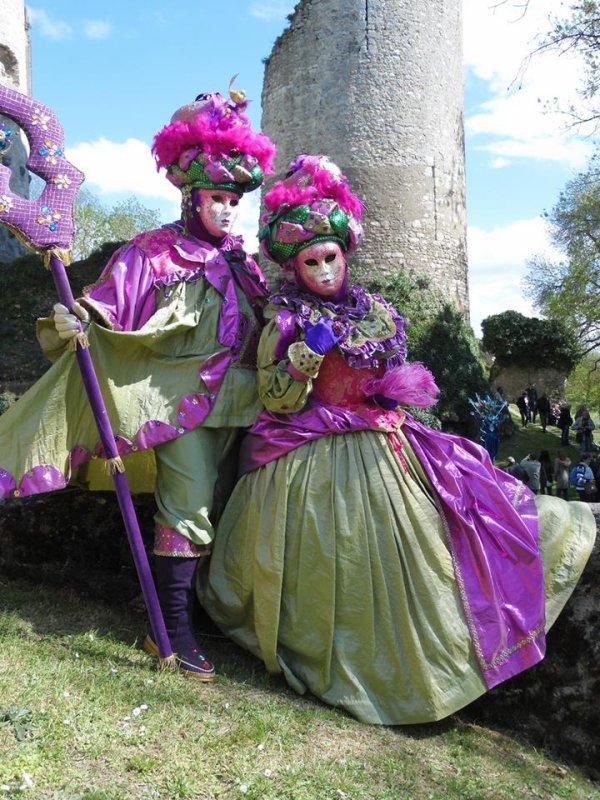 carnaval de venise a mehun sur yevre