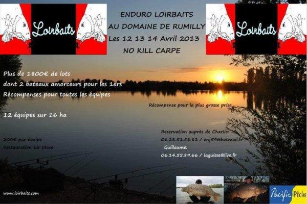LOIRBAITS ENDURO