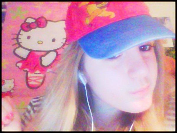 Moi / Gwladys / 14 ans / 11 Mars / La routine :)