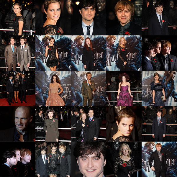 Découvres les acteurs/actrices de Harry Potter sur ta nouvelle source !