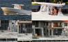Mardi 6 Septembre : Enrique et sa chérie ont été aperçus sur le chantier de leurs prochaine maison à Miami.