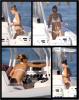 Anna Kournikova : Avec son chéri Enrique Iglesias, Elle préfère l'Amour en Mer