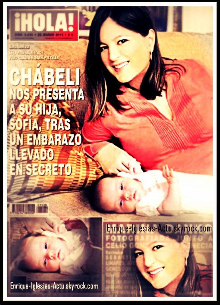 Sofia, la nièce d'Enrique