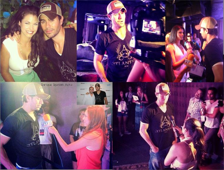 Tournage à Miami -  30 Juin 2012
