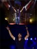Enrique Jlo tour à Chicago (le 3 août 2012)