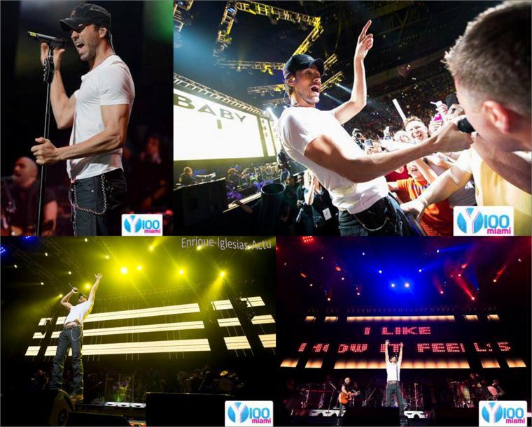 Backstage + Performence JingleBall 08/12/2012