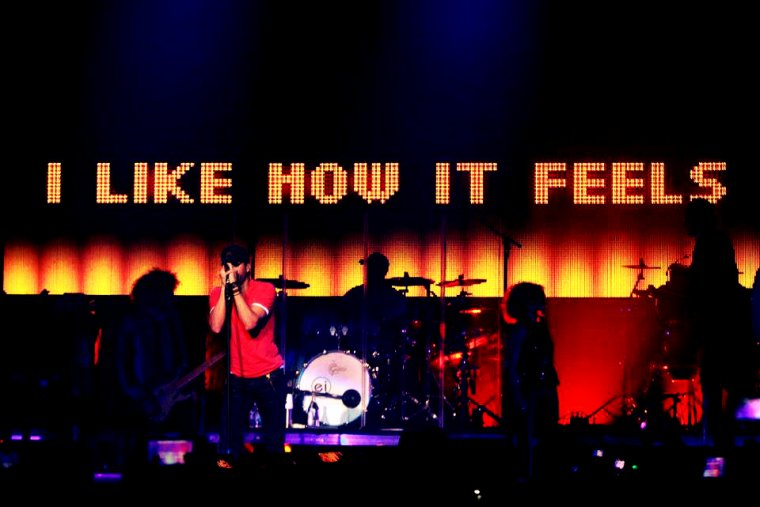 H2O concert privé à New York le 14/05/2013