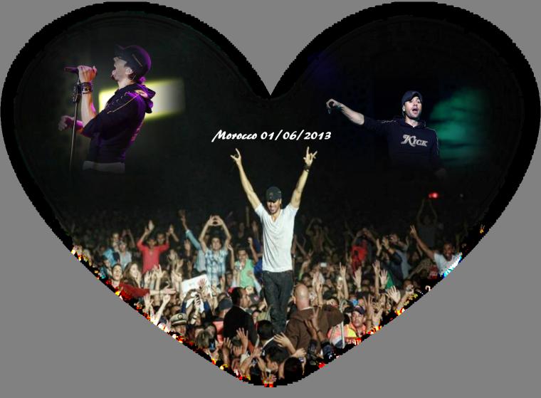 Enrique à Morocco le 01/06/2013