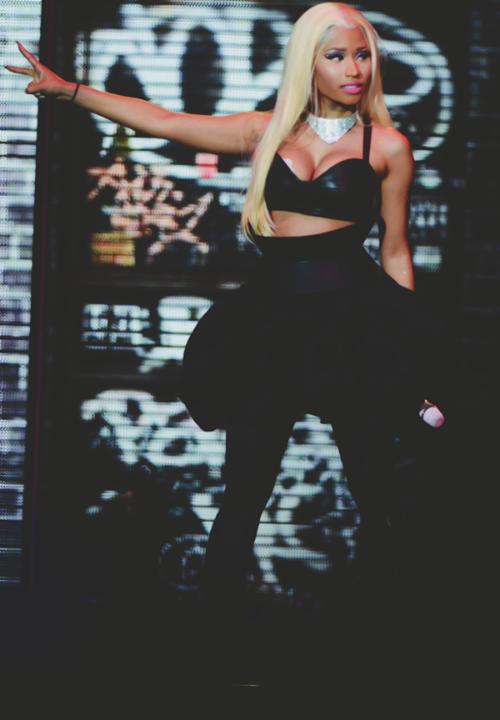 Nicki Minaj La rappeuse des Usa