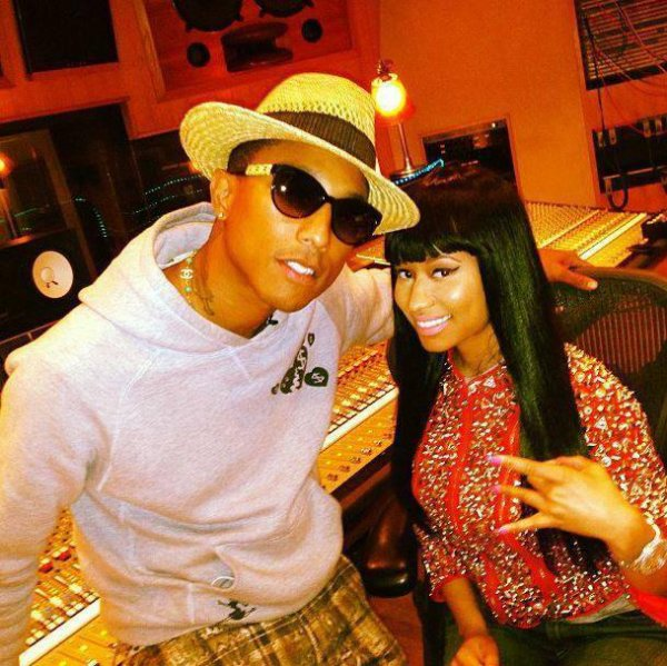 Nicki Minaj & Pharrell