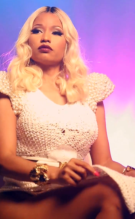 Nicki Minaj I wanna be with you