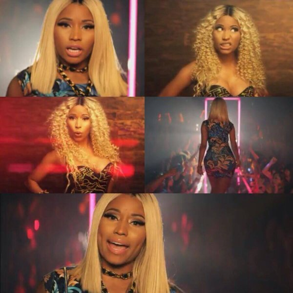 Nicki Minaj Love More ft. Chris Brown