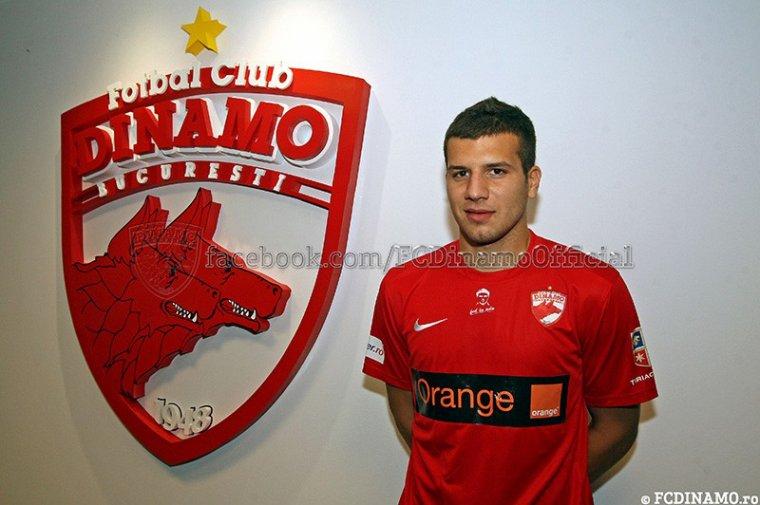 Standard Liège (BEL) : Tucuduan rentre au Dinamo Bucarest (ROU)