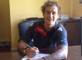 Bologne (ITA) : Diamanti prolonge