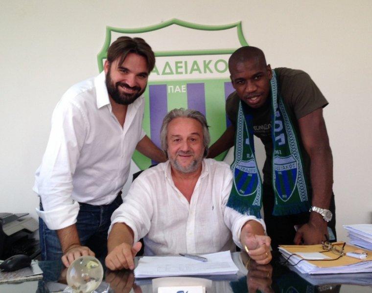 Auxerre (L2) : Kapo signe en Grèce