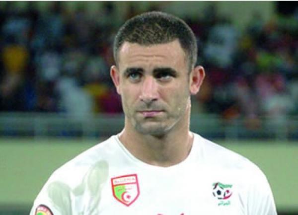 Parme (ITA) : Arrivée de A.Ghezzal (Bari, Serie B)