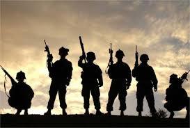L'armée..