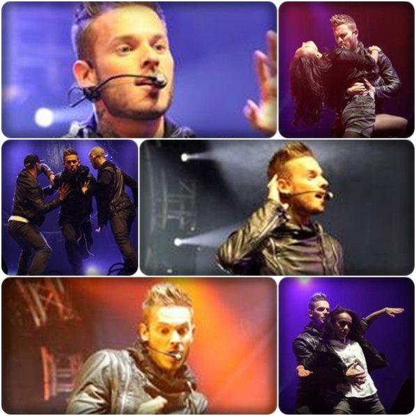 Matthieu étai au NRJ MUSIC TOUR ( Lille )   :)