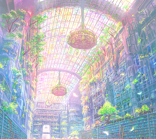 Paysageville paysag love manga fantaisy for Paysage de ville