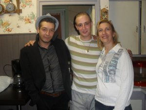 ma famille et moi