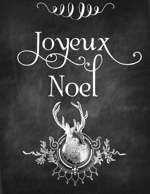 Joyeux Noël  les gens ;)