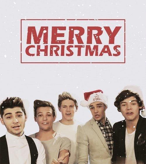 Joyeux Noël a toutes les directioners !
