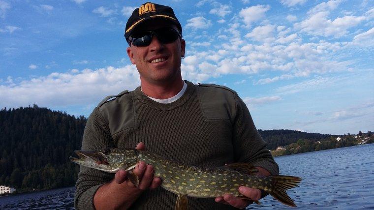 pêche au lac de gerardmer