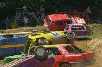 2ème GRAND PRIX de FUN CARS de SAINT MARTIN DE VAULSERRE le 10 JUILLET 2011