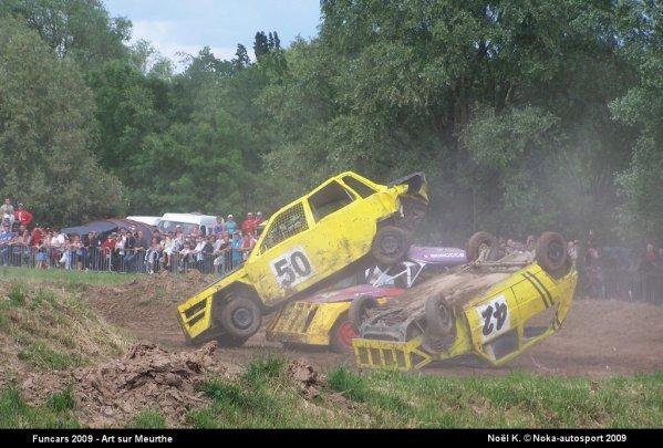 GRAND PRIX de FUN CARS à IGE (71) DIMANCHE 10 JUIN 2012