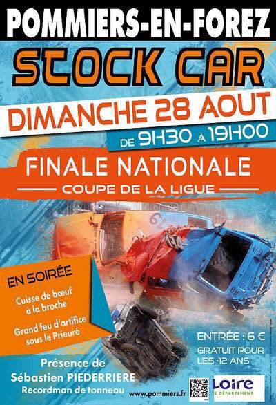 COUPE ZONE SUD DE STOCK CARS 2016 FSMO