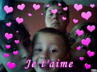 ma tiiiite famille d'amour et moiii