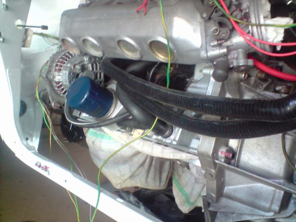 Remontage peripherique moteur