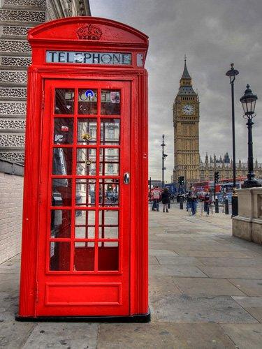 Chapitre 2: Londres, nous voici !