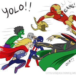 Spécial Avengers (ou comment détruire une réputation)