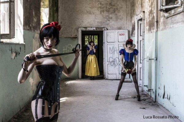 Bianca e Alice