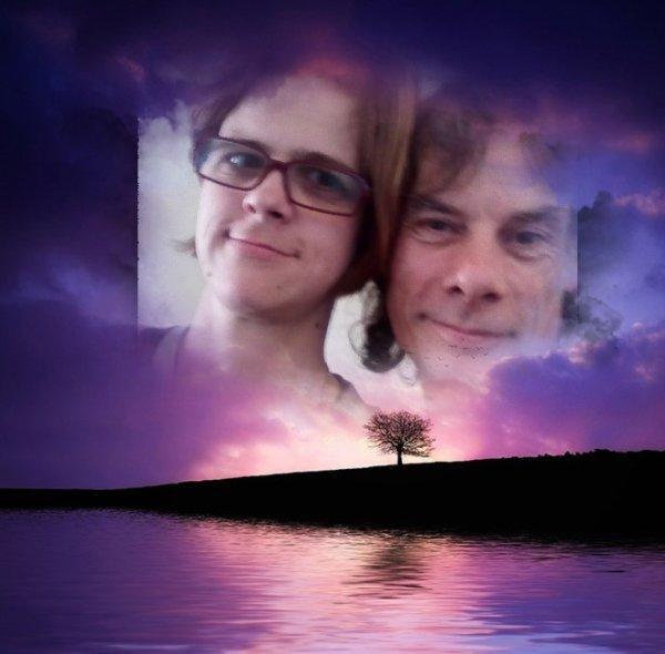 Mon Homme et moi mëme