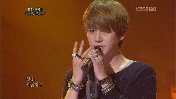 Kyu Hyun des super junior