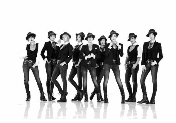 Girl's Generation Mr.MR