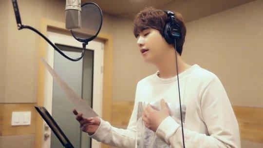 Kyuhyun Till I reach your star ost